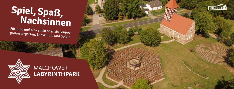 Melchower Labyrinthpark 2020