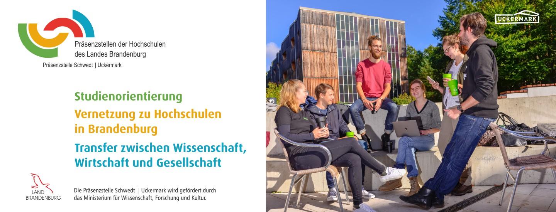 Präsenzstellen der Hochschulen des Landes Brandenburg 2020